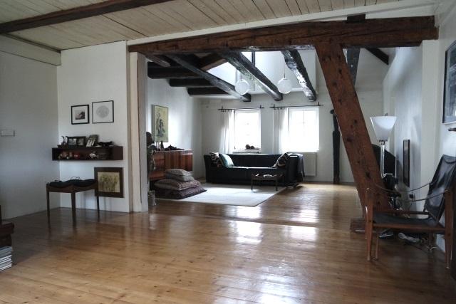 offenes fachwerk wohnzimmer ihr traumhaus ideen. Black Bedroom Furniture Sets. Home Design Ideas