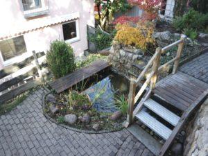 Wohnhaus in Mönchberg